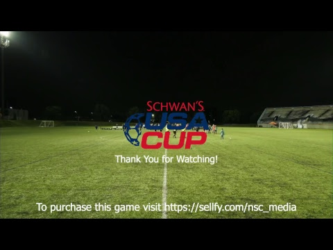NSCtv: Gamecast at USA CUP - Field Stadium North - July 19, 2018