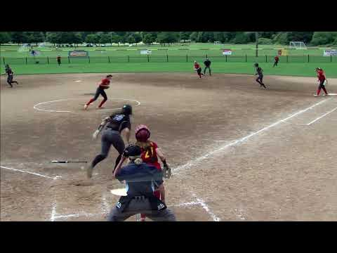 Eugene Ice vs. Delta Heat - 2019 18A Fast Pitch Western National