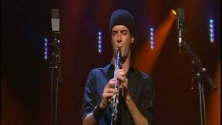 "David Orlowsky Trio performing ""Macedoni"" at Leverkusener Jazztage 2008"