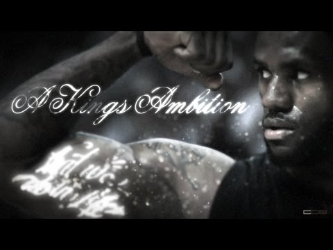 The NBA - A Kings Ambition