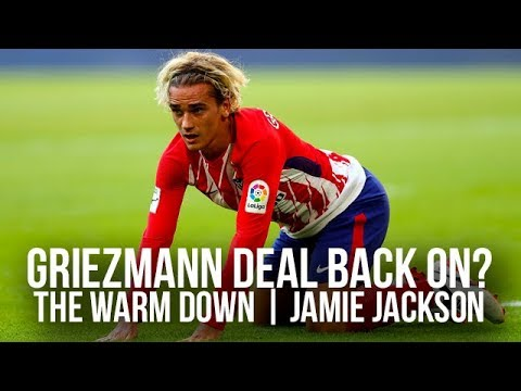 Griezmann Deal Back On? Jamie Jackson | Manchester United