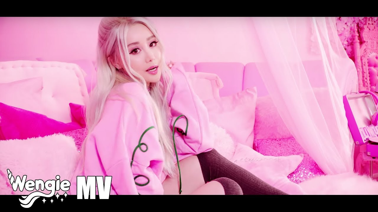 Wengie 'CAKE' MV (Official Music Video)