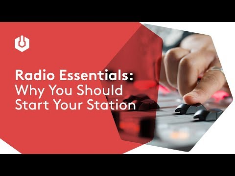 Radio Essentials: Why You Should Start Your Station