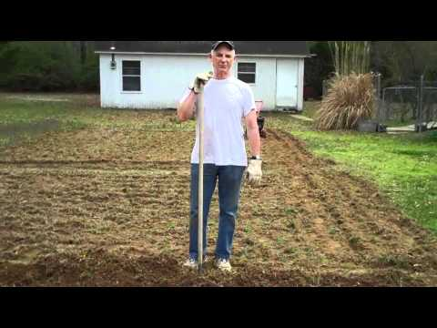 Our Arkansas Vegetable Garden (Part 1).