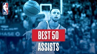 NBA's Best 50 Assists | 2018-19 NBA Regular Season