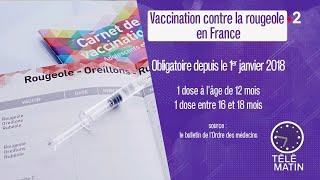Santé - Se faire vacciner contre la rougeole