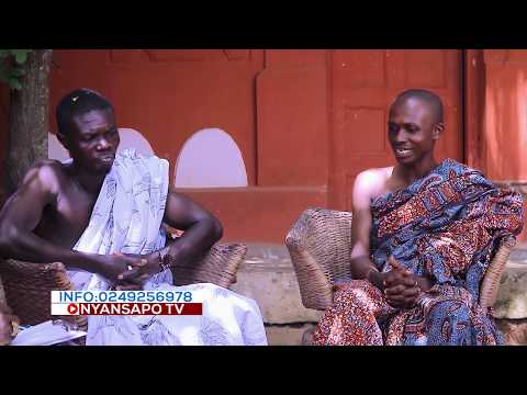 AMANSIEBA MEETS OSOFO WIAKO ON PROVERB COMPETITION