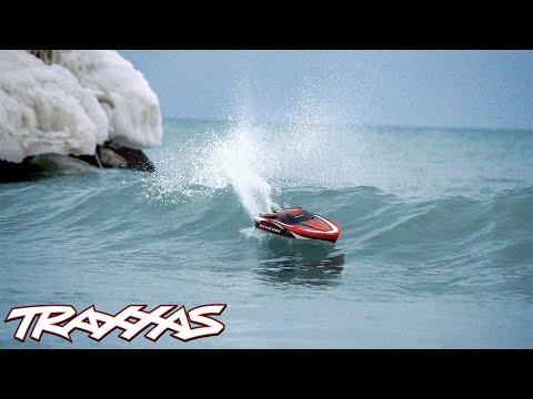 Traxxas Spartan | Great Lakes Arctic Adventure