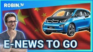E-News TO GO: CCS beim Tesla Model 3 🔮Deutschland setzt auf China 🇨🇳Tesla erhöht Preise 💰
