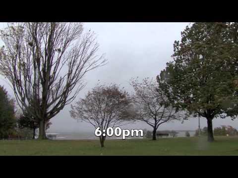 Hurricane Sandy hit New Rochelle.mov