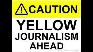 Yellow Journalism Hits Hillary