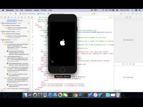 Get cordova hybrid app plugins speech recognation text to speech ios android