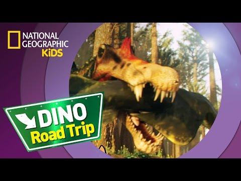 Spinosaurus | DINO ROAD TRIP