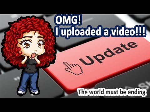 State of the Channel UPDATE! *and omg! an actual video is being uploaded to this channel