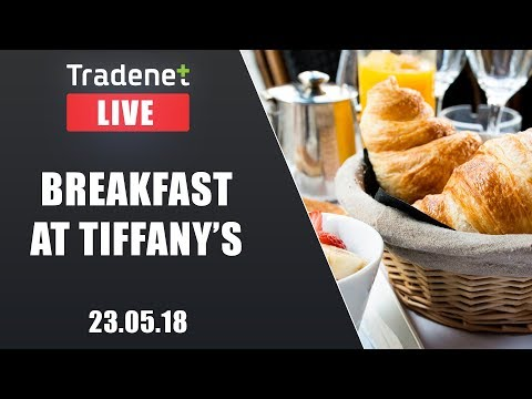 Live Day Trading room streaming - 23/5/18