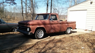 1964 Chevy Rat Rod truck
