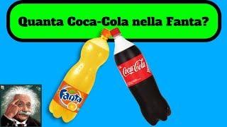 IL PROBLEMA DI LOGICA IMPOSSIBILE del Mercoledì #1 Coca Cola nella Fanta