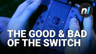 The Good & Bad of the Nintendo Switch Live Presentation | Alex Asks