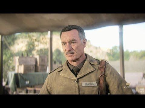 Call of Duty: WW2 Gameplay Walkthrough - Mission 4 - S. O. E. - PS4 HD