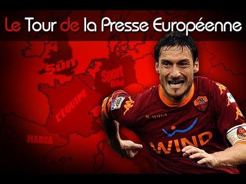 Totti futur entraineur, Modric absent 3 mois... La revue de presse Top Mercato !