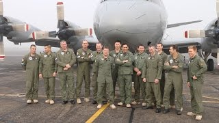 RNZAF Orion Prepares to depart on Anti-Pirate Mission 2014