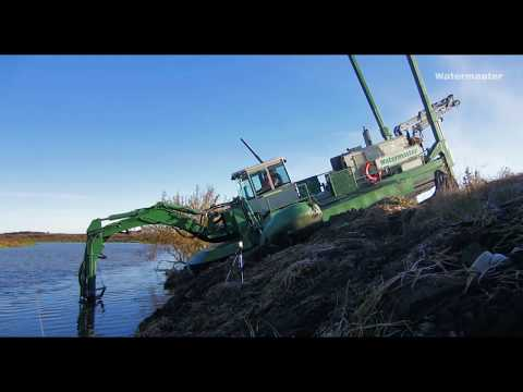 Watermaster | Amphibious Multipurpose Dredger