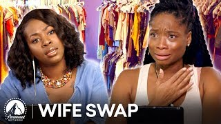 'The Earth is Flat' 🌎 Wife Swap Sneak Peek