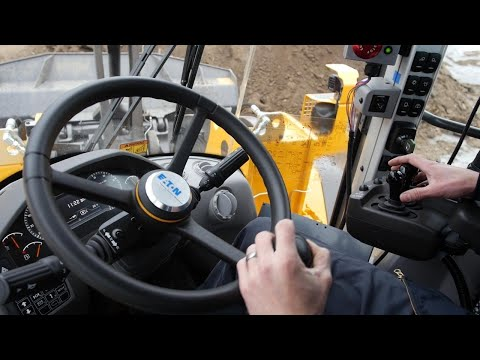 Eaton Advanced Steering Solutions for Mobile Machinery
