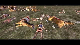 """Rome Total War Online Battle #2478: """"Falling Behind In Scored FFA"""""""