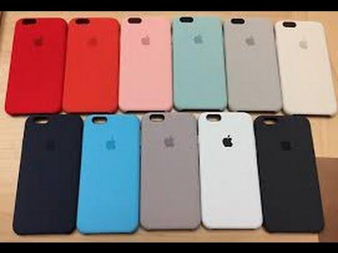 iPhone7のApple純正ケースを買いました!