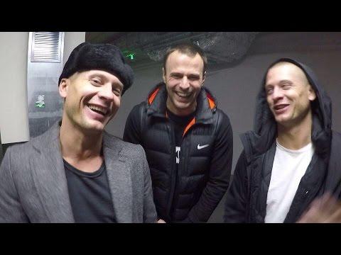 Москва-Киев. The Братья на Майдане. Борщ и сало. Тыква Ромы.