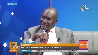 zuukuka Omwogezi  wa KCCA ne Meeya wa Makindye thumbnail