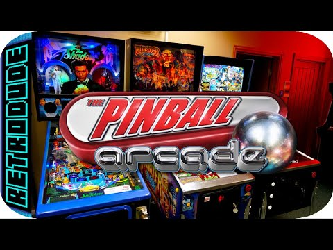 Top 10 best pinball arcade tables!
