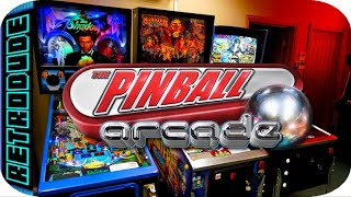 Top 10 best pinball arcade tables!