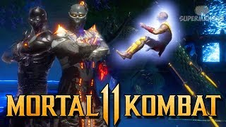 "Noob Saibot Ghost Ball Brutality Is Awesome! - Mortal Kombat 11: ""Noob Saibot"" Gameplay"