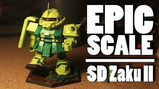 Raconteur Weekly - Scaling Papercraft Model Kits #02