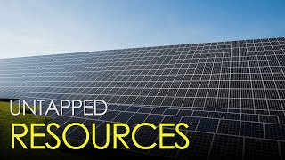 Earth's Untapped Resources