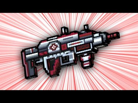 Pixel Gun 3D - Future Rifle UP1 [Review]
