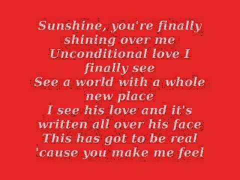 Amanda Perez-Make me feel Lyrics