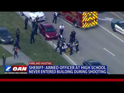 Sheriff: Armed Officer at High School Never Entered Building During Shooting