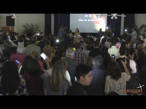 ¡Ve, ve, Oh Sión! - Pr. Humberto Daniel Espinosa. Iglesia Adventista de Sheeler.