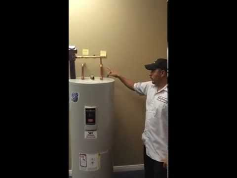 Proper Water Heater Install with Re-circulation Pump
