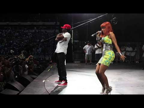 GYPTIAN + NICKI MINAJ HOLD YAH    SUMMERJAM 2010