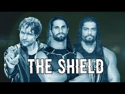 WWE The Shield Theme Song (2016 Custom Version)