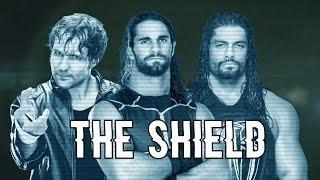 WWE The Shield Theme Song (2016 Custom Version)