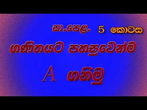 O/L Maths explain in sinhala part 5.Srilankan Ordinary level Maths.Geometry of maths sinhala