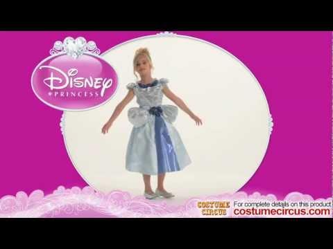 Disney Cinderella - Girls Halloween Costumes