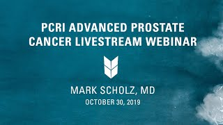 PCRI Advanced Prostate Cancer (Royal Stage) Webinar and Live Q&A