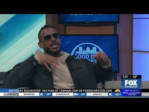 Marlon Wayans on Good Day Rochester