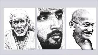 Artist Wajid Khan, an Indian artist, portraitist, sculptor, invento...
